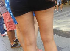 Bare Candid Legs - BCL#079