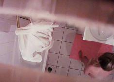 Spy Mom in Bathroom 3
