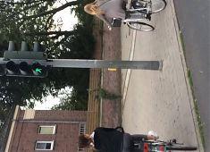Public Teens on Bike Cute Ass