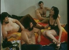 Teenage Deviate 1975 (Group sex MMMF)